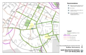 Safe Routes to School Plan - Petaluma