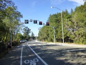 Montgomery Drive HAWK Crossing - Santa Rosa