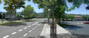Danville Boulevard Corridor Improvements